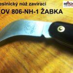 nůž zavírací žabka MIKOV 806-NH-1