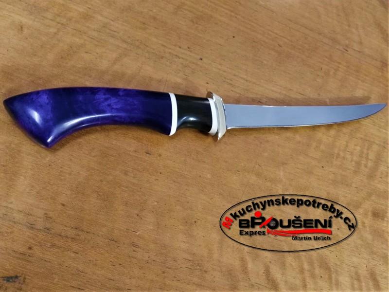Krásný filetovací nůž