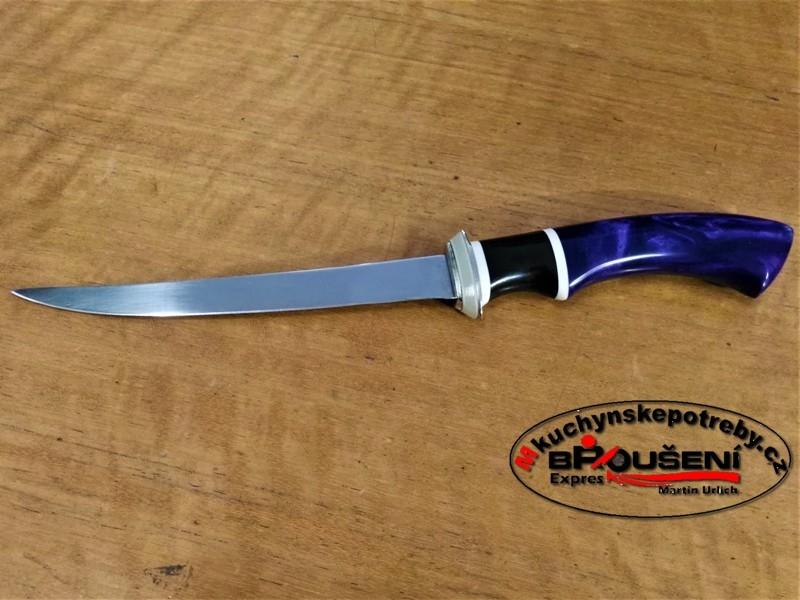 Pěkný filetovací nůž