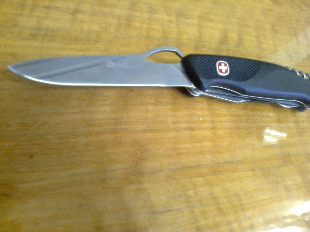 Lovecký nůž WENGER