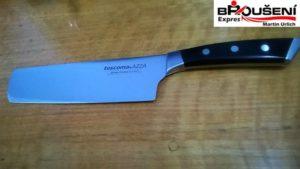 Nůž japonský AZZA NAKIRI 18 cm