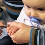 Nůžky pedikúrní a manikúrní